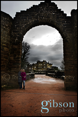 Engagement Photography Shoot Culzean Castle, Kelstan and Ransom Ellis IV