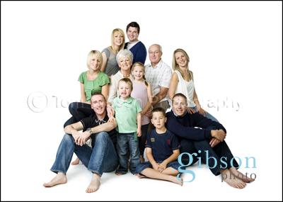 Ayrshire Portrait Photographer, Fun Family Photographs