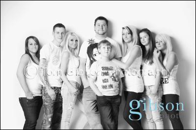 Ayrshire Family Portrait Photographer
