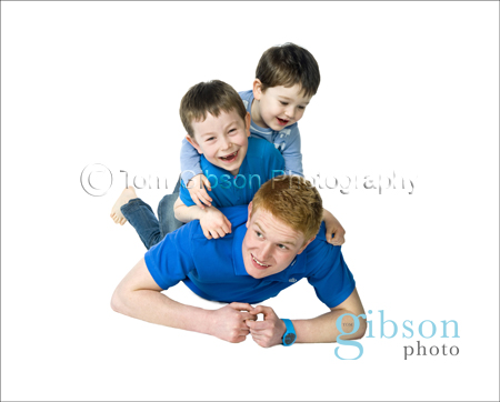 Fun, relaxed Portrait Photograph