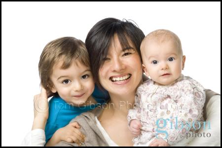 Ayrshire Family Photograph