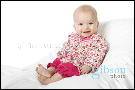 Baby Photographer Ayrshire, gorgeous baby photograph