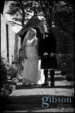 Fun Natural Wedding Photographs Peirsland House Hotel Troon Ayrshire