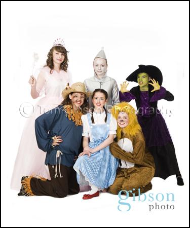 Janice Marshall Dance Show 2011 Event - Wizard of Oz