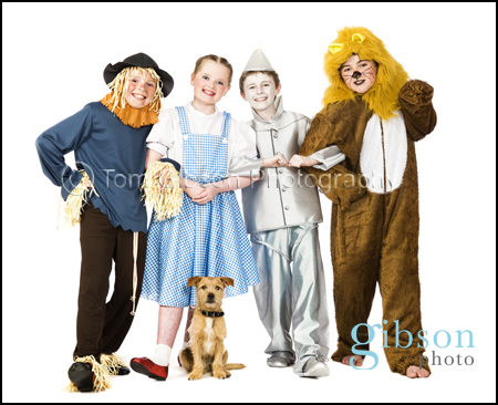 Events Photography – Janice Marshall Dance Show 2011 Wizard of Oz