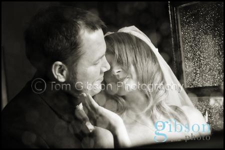 Ayrshire Wedding Photographer Rainy day wedding photographs