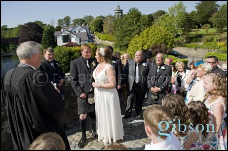 Ayrshire Wedding Photographer Brig O Doon