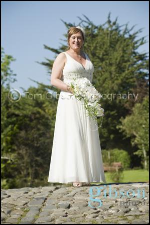 Bride Photograph Brig O Doon Wedding