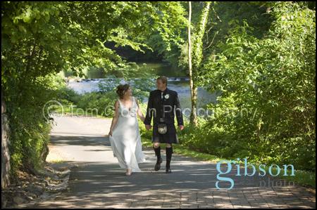 Wedding Photographer Brig O Doon