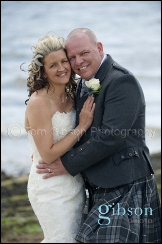 Wedding Photography Largs Sea Front