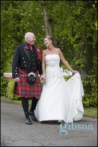 Burn House Manor Ayrshire Wedding Photographer