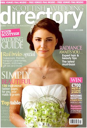 Scottish Wedding Directory Wedding Photographer