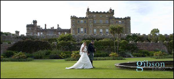 Wedding Photographer Culzean Castle, Bride and Groom Photograph