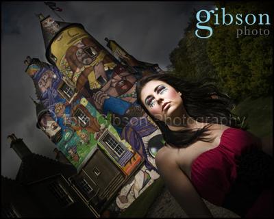 Scotish Model Photographer Glasgow