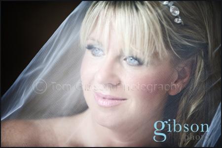 Bridal Portrait Wedding Photography Piersland Hotel Ayrshire