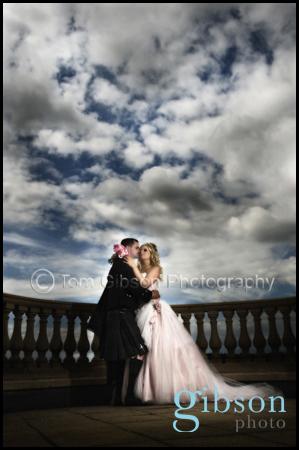 Gailes Hotel Wedding Photographs