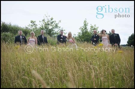 Gailes Hotel Weddings - Fun wedding photographs