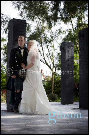 Wedding Photographer Carlton Hotel Prestwick Bride and Groom photo