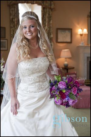 Ayrshire Wedding Photographer Culzean Castle Fairytale Wedding Bridal Portrait
