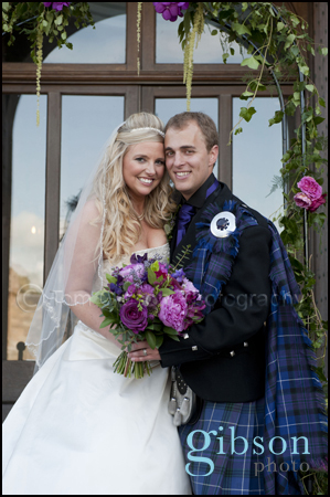 Wedding Photographer Ayrshire Culzean Castle