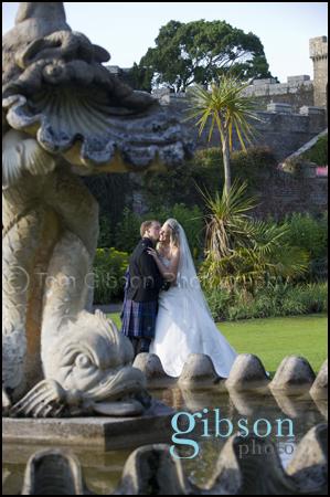 Culzean Castle Fairytale Wedding Ayrshire Wedding Photographer Tom Gibson