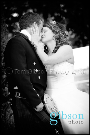 Wedding Photographs Burnhouse Manor