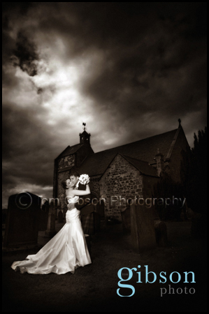 Wedding Photographer Scotland Stunning wedding photograph