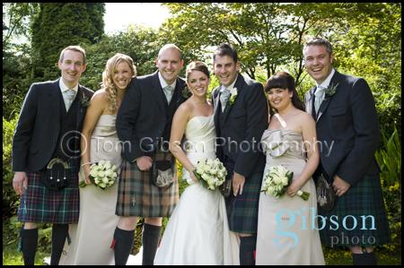 Wedding Photography Glenskirlie