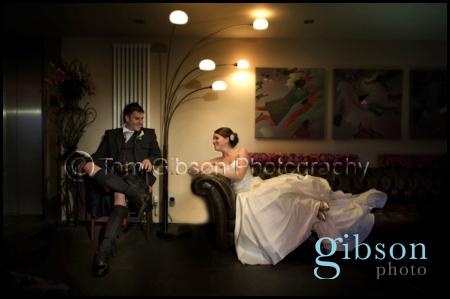 Glenskirlie Castle Wedding Photographer