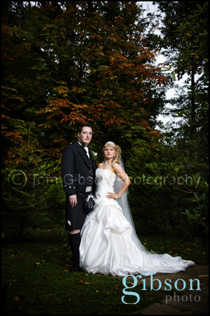 Wedding Photographer Enterkine House