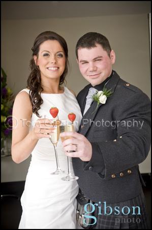 Wedding Carlton Hotel Prestwick