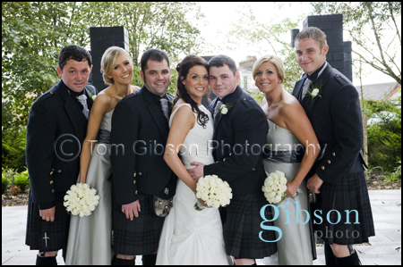 Carlton Hotel Prestwick Wedding Photographer