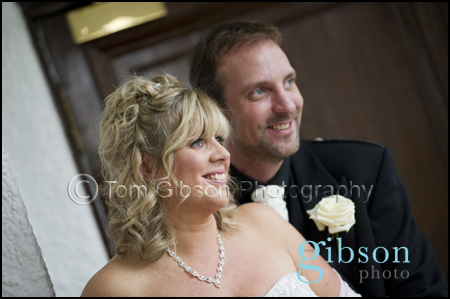 Wedding Photographer Lochgreen House Hotel