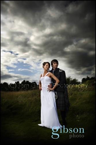 Gailes Hotel Wedding Photography