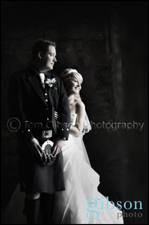 Wedding Dundonald Castle