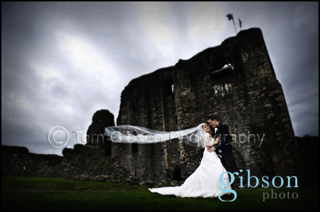 Wedding Photography Dundonald Castle