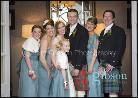 Dumfries Arms Hotel Wedding