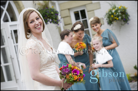 Dumfries Arms Hotel Wedding Photographer