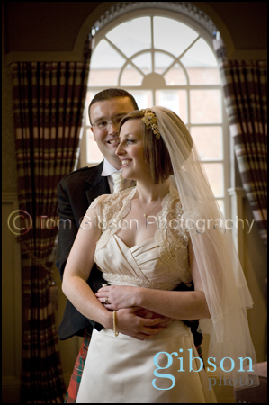 Wedding Photographer Dumfries Arms Hotel