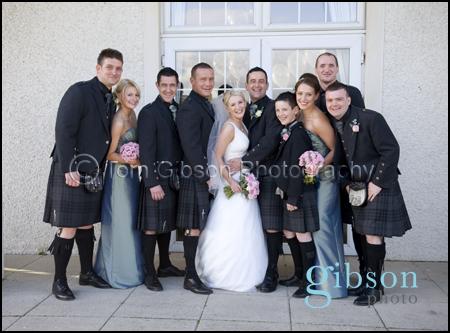 Wedding Photographer Lochside House Hotel