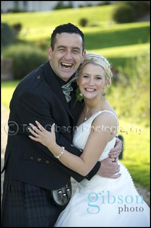 Ayrshire Wedding Photographer Lochside