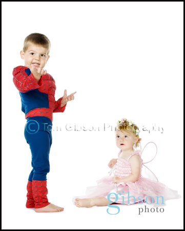Studio Portrait Photographer West Kilbride - Family photograph