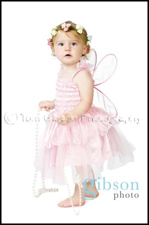 Studio Portrait Photographer Troon - Beautiful toddler photograph