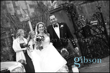 Alloway Wedding Photographer Ayrshire