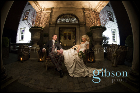 Prestonfield House Edinburgh Wedding Photographer