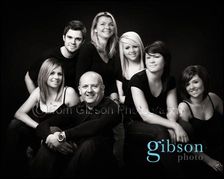 Family Portrait Photographer Ayrshire