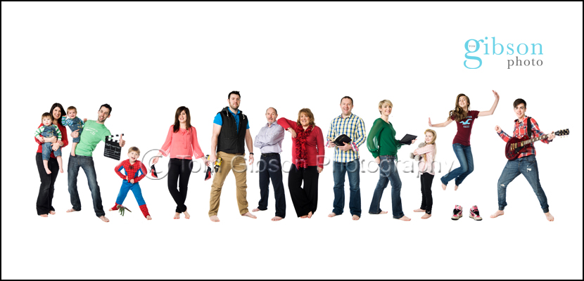 Ayrshire Family Portrait Photographer