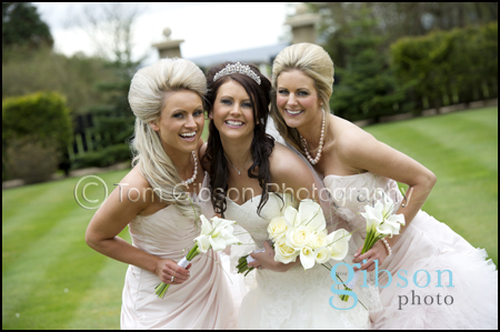 Wedding Photograph Lochgreen House Hotel