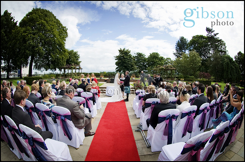 Western House Ayr Wedding