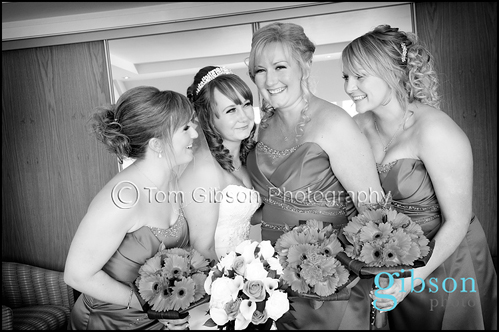 Gailes Hotel Wedding